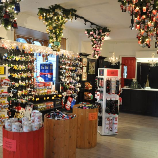 Where To Buy Christmas Decorations Year Round: Year Round Christmas Store In Niagara On The Lake