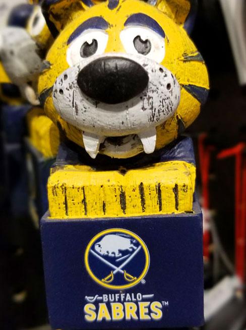 Buffalo Sabres Ornament