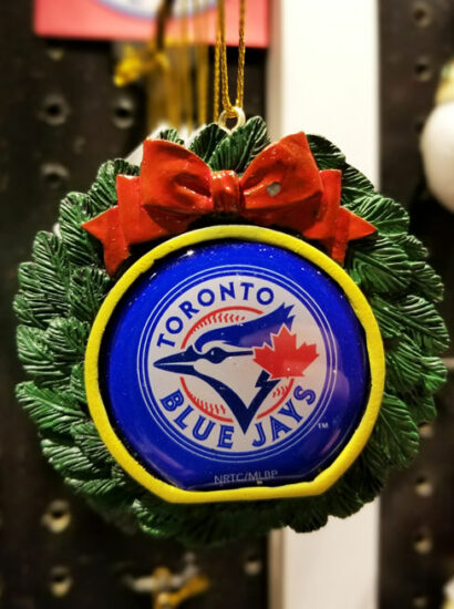 Toronto Blue Jays Ornament